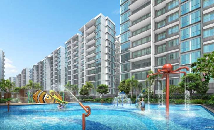 treasure-at-tampines-condo-pool-residential-facilities
